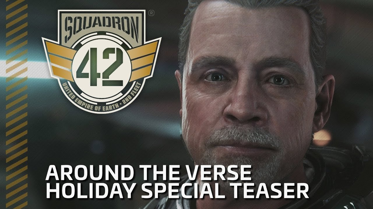 Squadron 42 Holiday Special Teaser