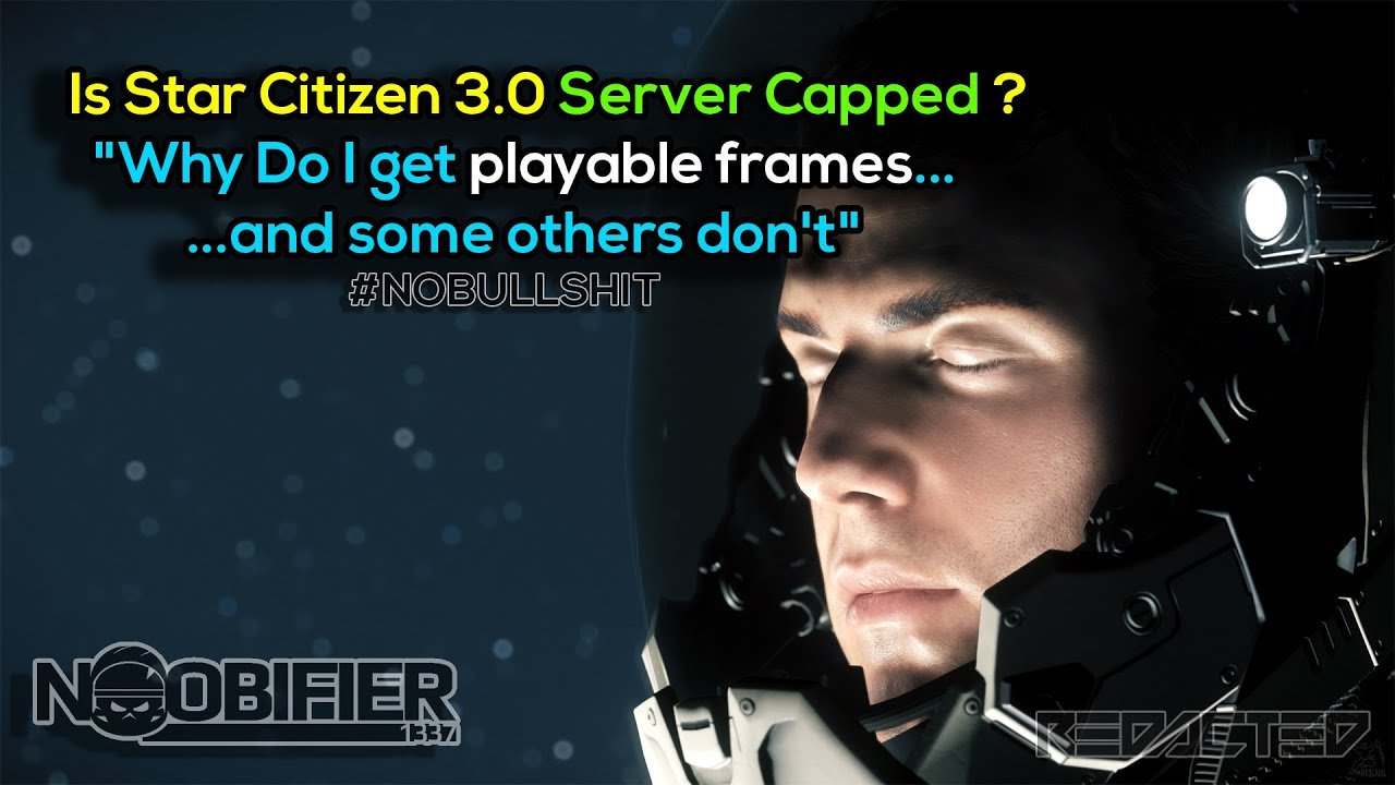 Is Star Citizen 3.0 Server Capped
