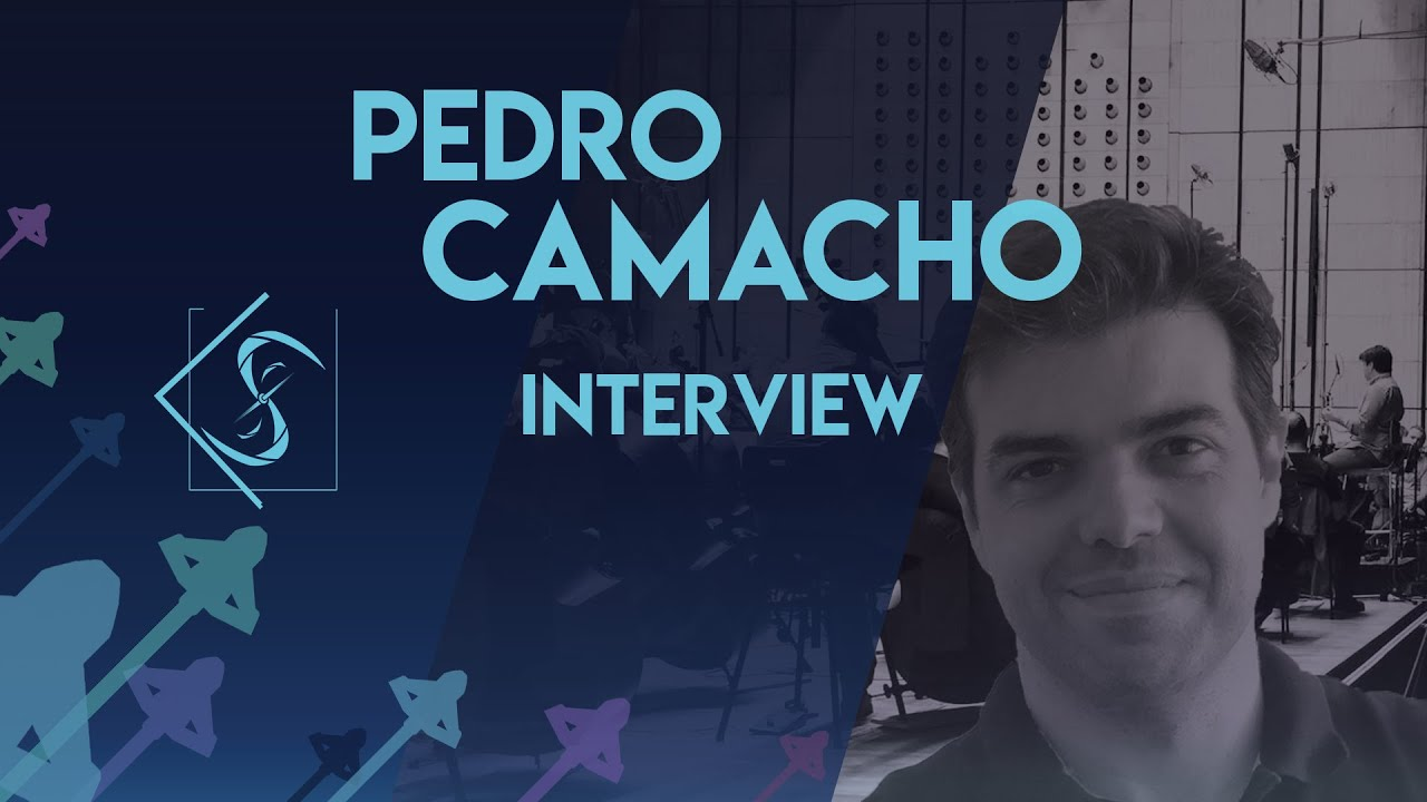Journey through Game music with Pedro Camacho