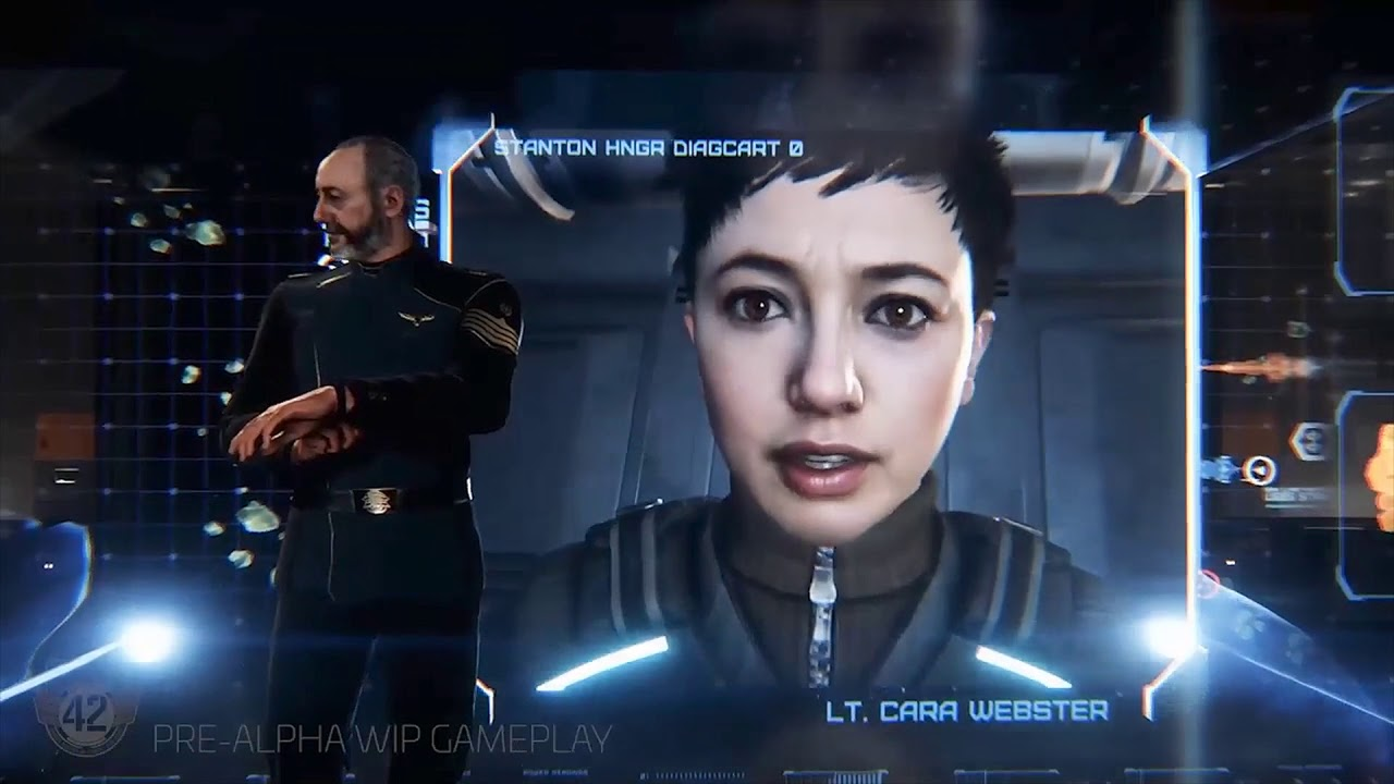 Squadron 42 Gameplay   1 Hour Vertical Slice