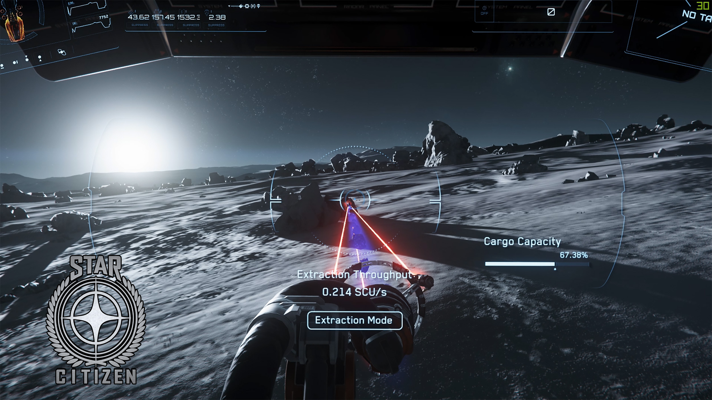 How to Mine Resources in Star Citizen
